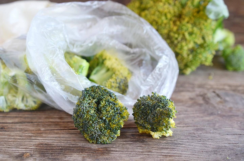Заготовки из капусты брокколи на зиму