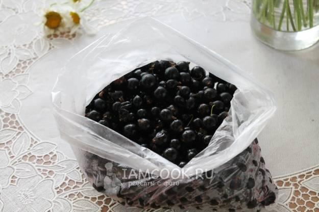 13 лучших рецептов приготовления черной смородины с сахаром без варки на зиму