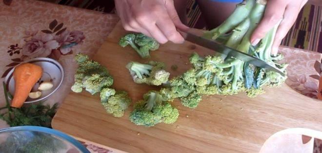 Маринованные брокколи рецепты на зиму по-домашнему