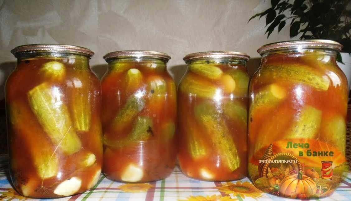 Соленые огурцы горячим способом в банках на зиму - 5 рецептов с фото пошагово