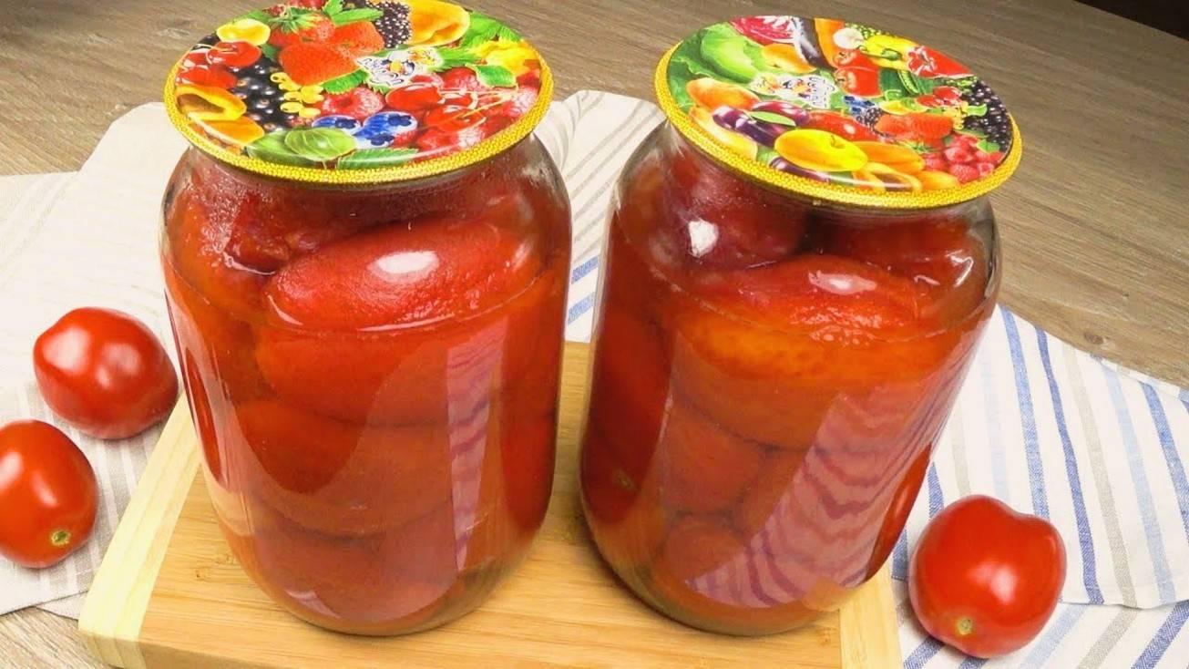 Салаты из помидоров на зиму — самые вкусные рецепты пальчики оближешь