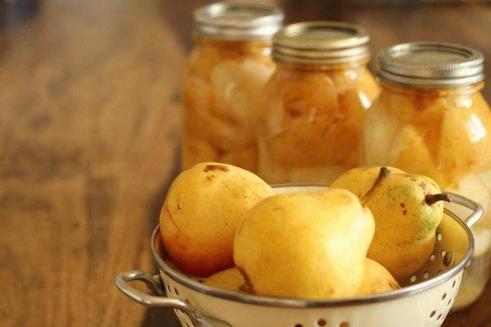 Топ 6 рецептов приготовления варенья из твердых груш на зиму
