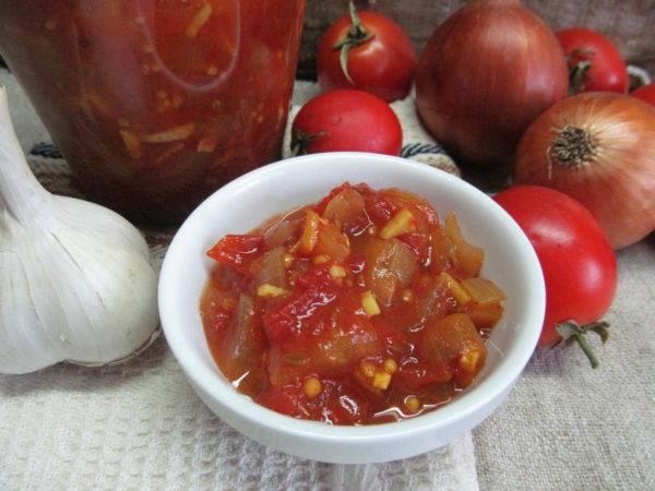 Топ 8 рецептов приготовления томатного соуса с яблоками на зиму