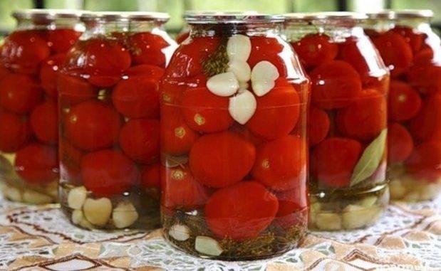 ТОП 3 пошаговых рецепта маринованных помидоров Дамские пальчики на зиму