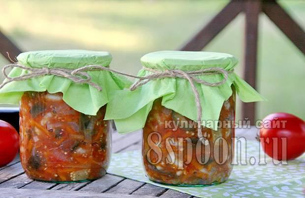 Фасоль с овощами пальчики оближешь на зиму - 5 рецептов с фото пошагово