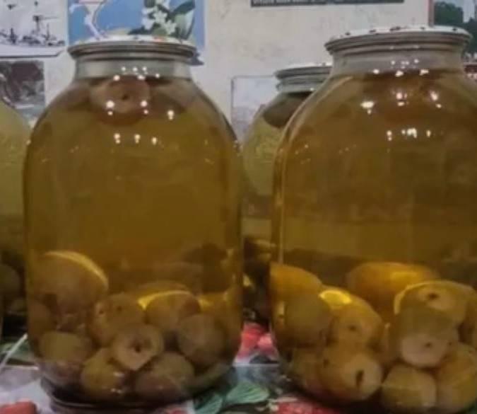 Компот из крыжовника на зиму — лучшие рецепты с мятой, смородиной, апельсином, вишней
