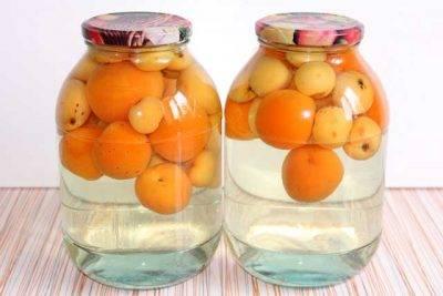 Абрикосовая фанта: компот с апельсином или лимоном на зиму
