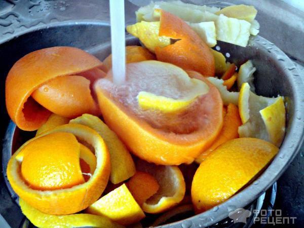 Как приготовить цукаты из мандариновых корок и мандаринов