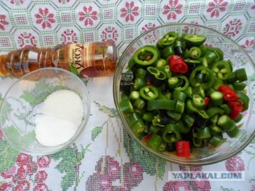 Перец халапеньо маринованный рецепт в домашних условиях