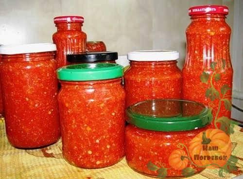 Перец на зиму— самые вкусные рецепты приготовления заготовок с фото и видео