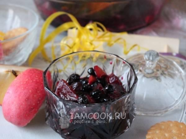 Наливка из черноплодной рябины в домашних условиях - 5 простых рецептов с фото пошагово