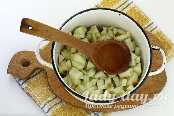 Варенье из яблок и бананов: 4 вкусных рецепта на зиму в домашних условиях