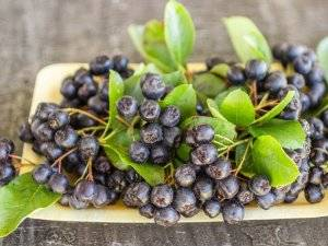 Варенье из черноплодки на зиму