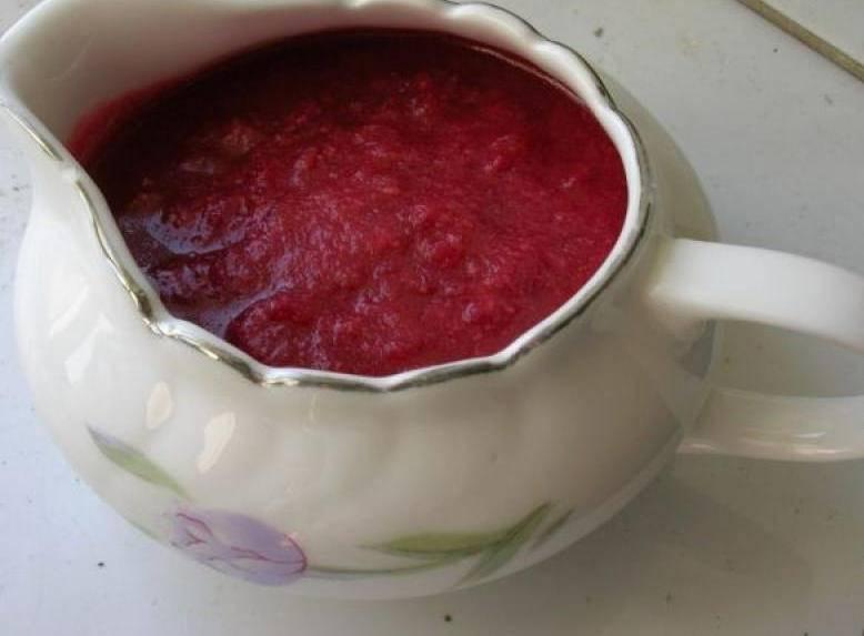 Как приготовить соус из смородины: 4 рецепта