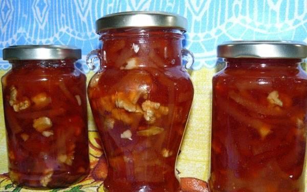 Самые вкусные и оригинальные рецепты варенья из айвы