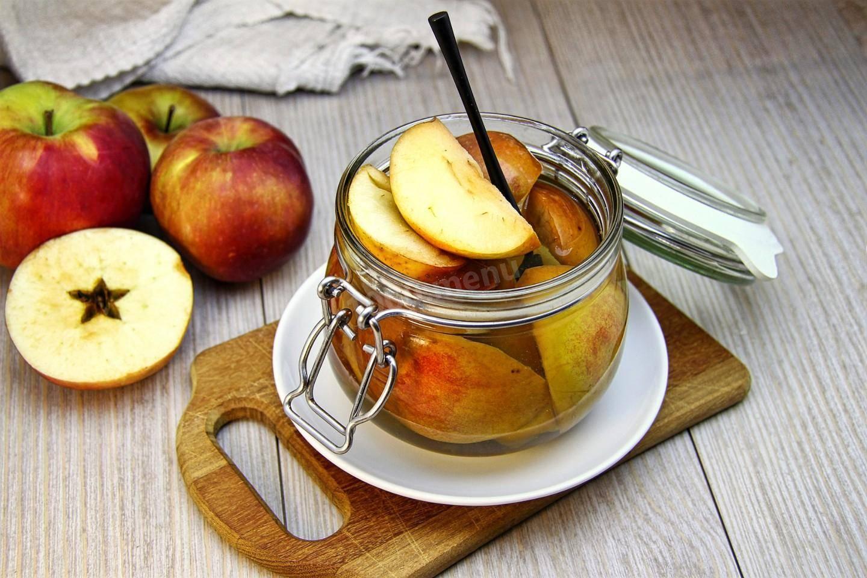 6 лучших рецептов приготовления соуса из яблок на зиму