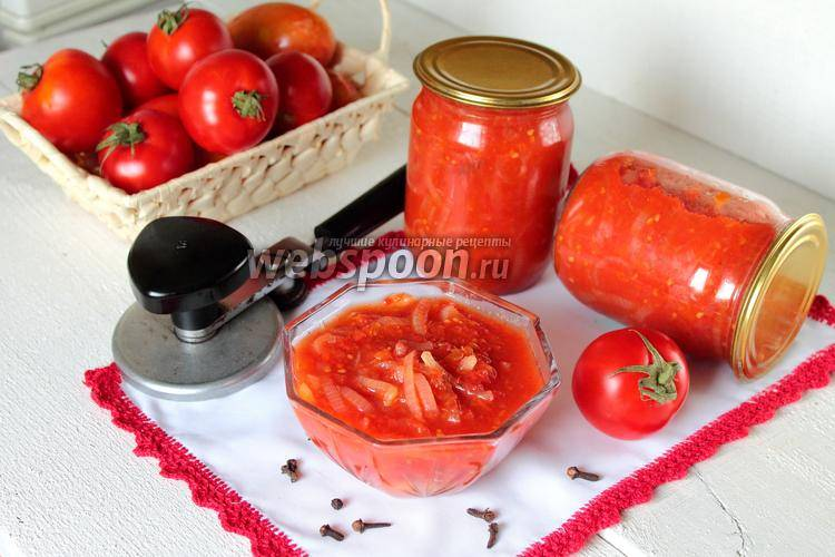 Томатный соус болоньезе на зиму, рецепт вкусной заготовки с фото