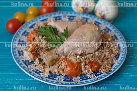 Гречка по-купечески - 9 домашних вкусных рецептов приготовления