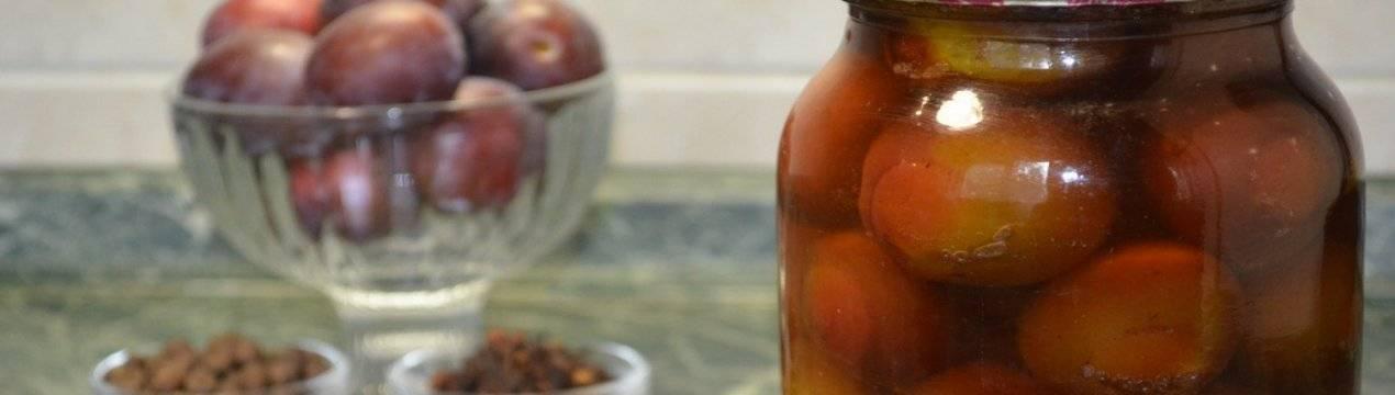 Помидоры со сливами на зиму: вкуснейшие пошаговые рецепты с фото, как вкусно и полезно консервировать помидоры со сливами на зиму?