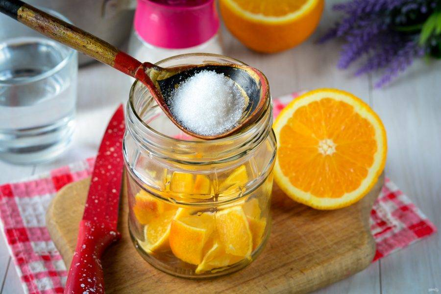 Компот изапельсинов: вкусный иполезный напиток, освежающий налето ивитаминный назиму
