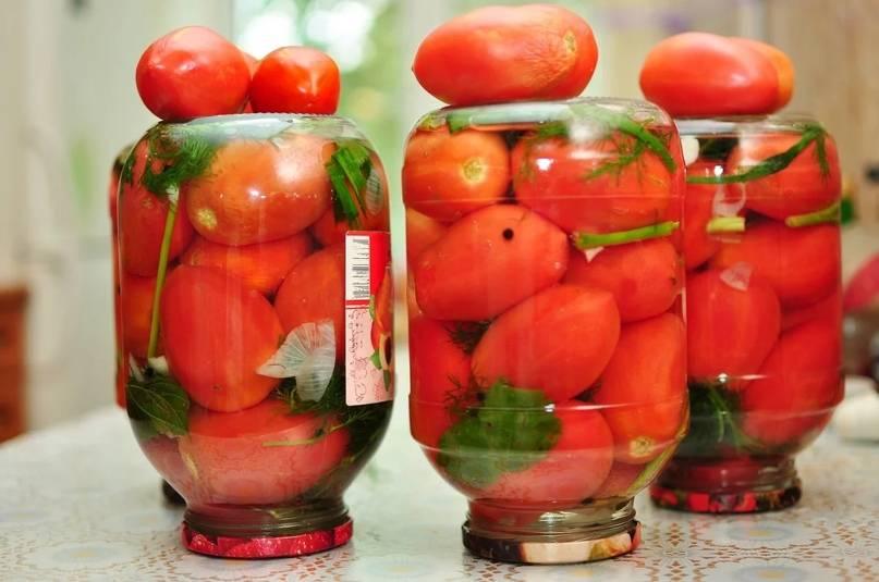 Помидоры в томатном соке на зиму — 7 вариантов заготовки. рецепты с фото