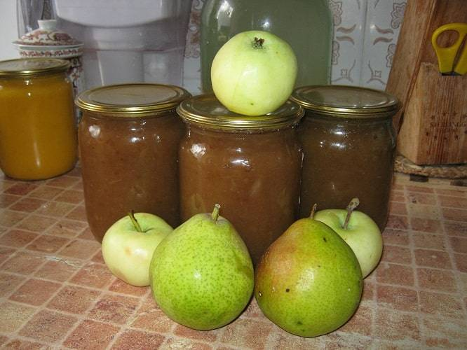 Густое повидло из яблок в домашних условиях — простые рецепты на зиму