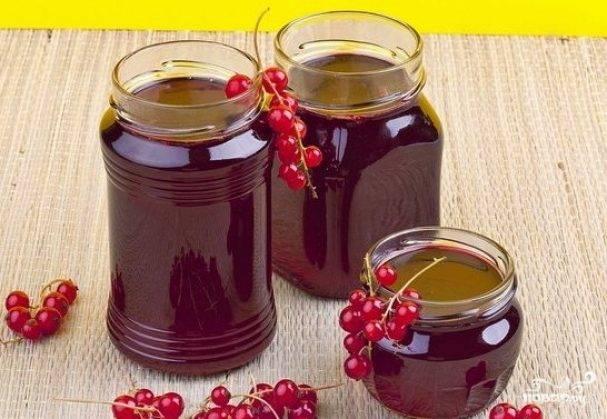 Варенье из красной смородины с апельсинами: 7 вкусных рецептов на зиму с варкой и без