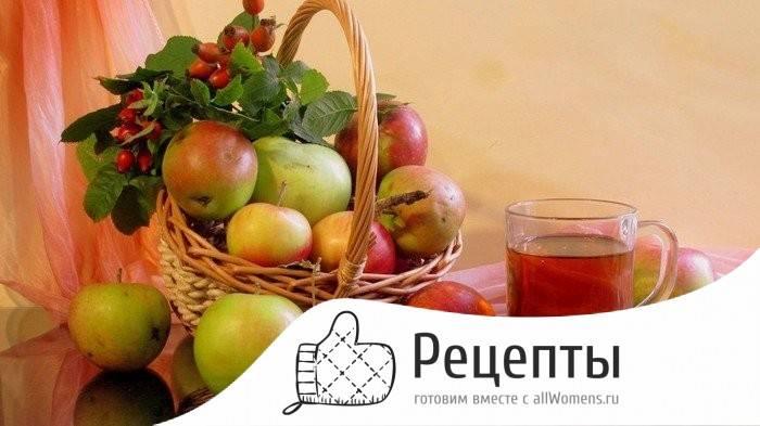 Рецепт компота из малины на зиму