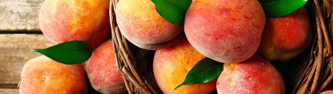Инжирные персики: польза и вред , чем они отличаются от обычных