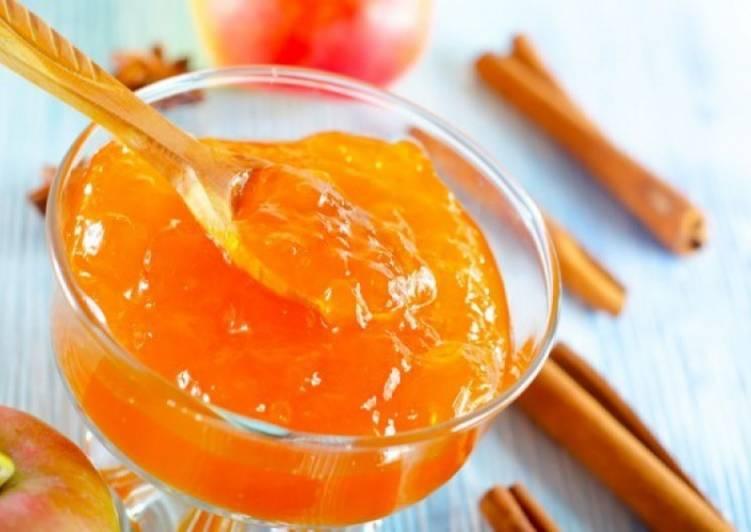 Яблочное повидло на зиму в домашних условиях: рецепты