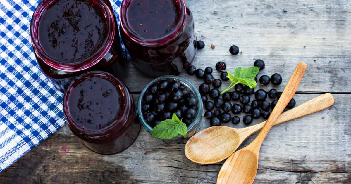 Желе из красной смородины на зиму — рецепты проще простого