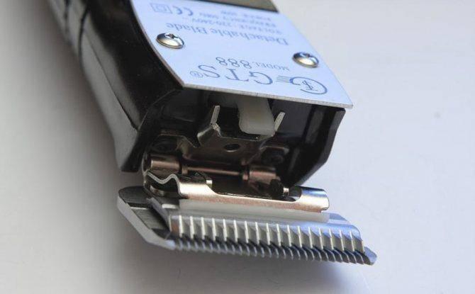 Способы заточки ножей для машинки для стрижки волос