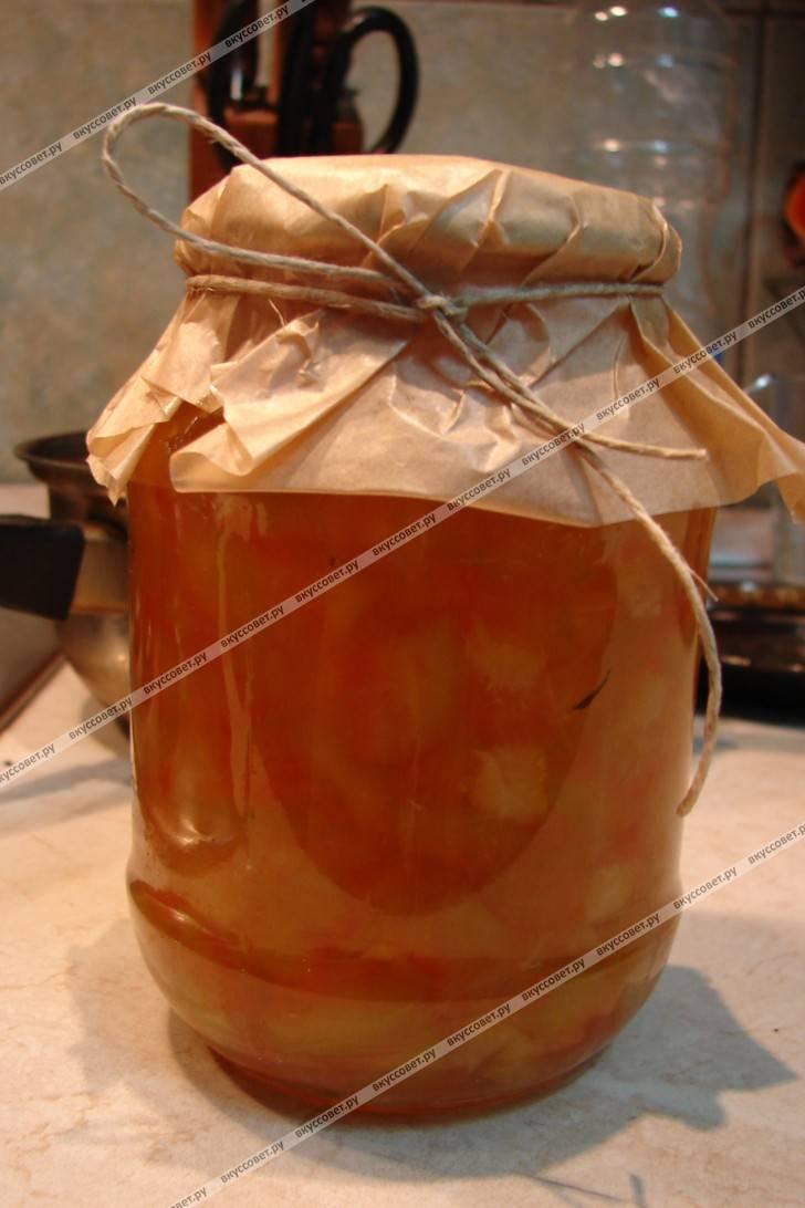 Самый простой пошаговый рецепт приготовления варенья из арбуза на зиму