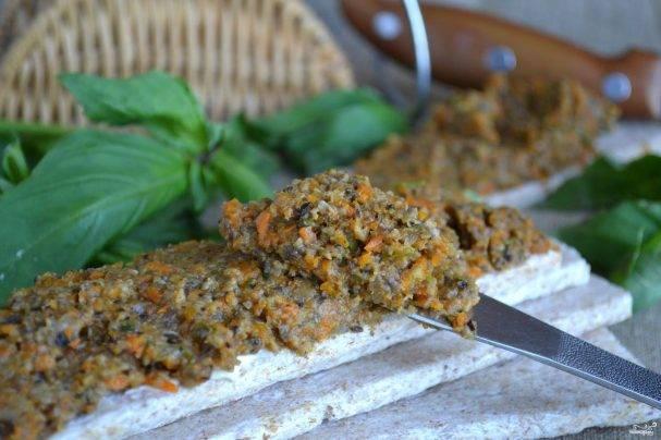 Лучшие рецепты приготовления грибной икры на зиму
