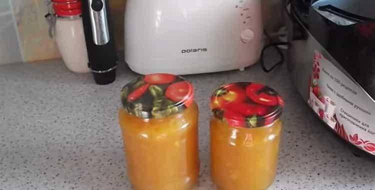 Яблочный джем. рецепт на зиму простой через мясорубку, быстро в мультиварке прозрачными кусочками с апельсинами, корицей