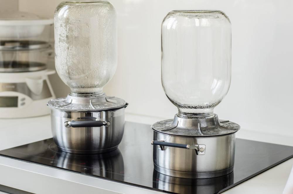 Как правильно и быстро стерилизовать банки с помощью уксуса в домашних условиях