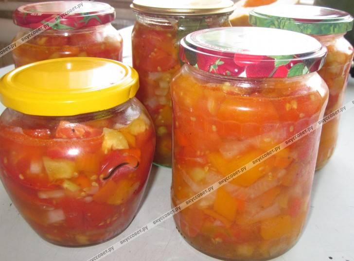 Топ 15 рецептов консервации помидор в томатной пасте на зиму