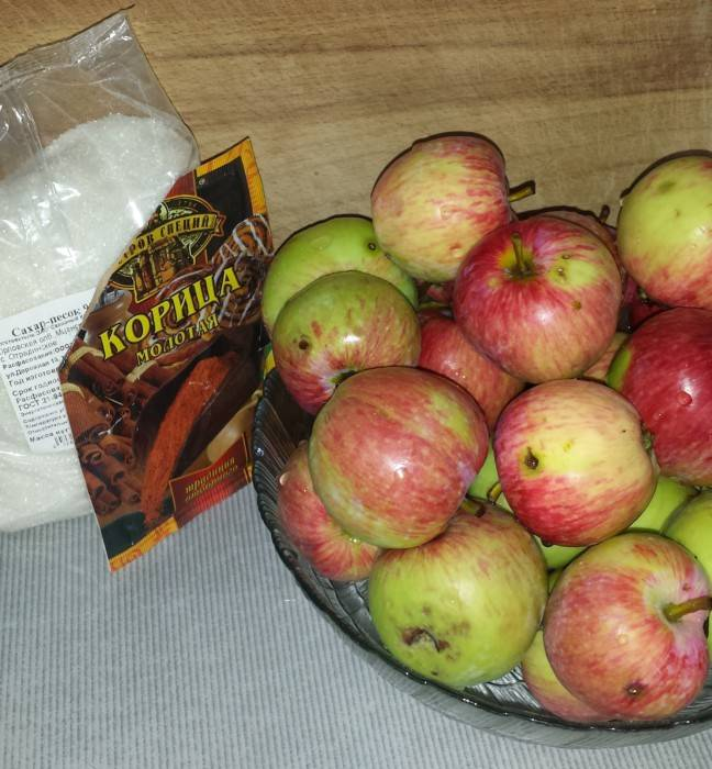 Пошаговый рецепт приготовления повидла из яблок без сахара на зиму