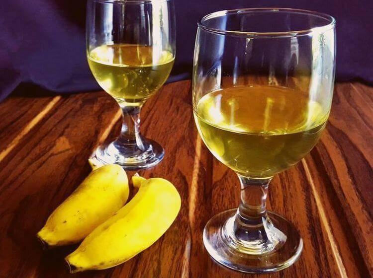 2 простых рецепта приготовления бананового вина в домашних условиях