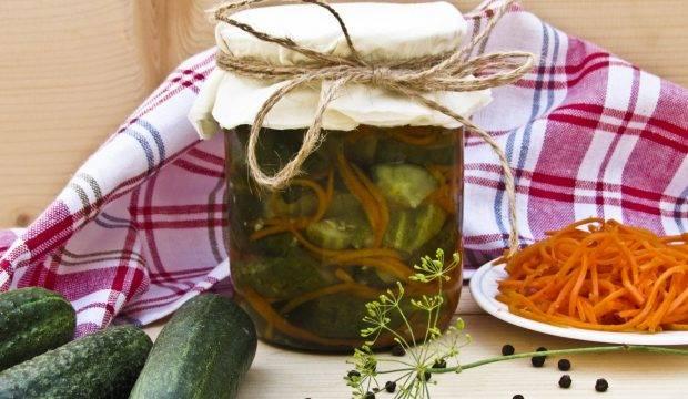 Огурцы по-корейски на зиму: 5 самых вкусных рецептов