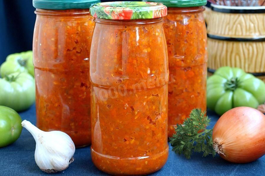 Рецепт приготовления икры из соленых огурцов