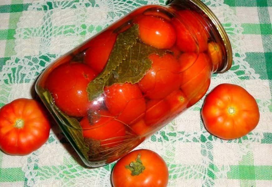 Маринованные помидоры на зиму — самые вкусные рецепты