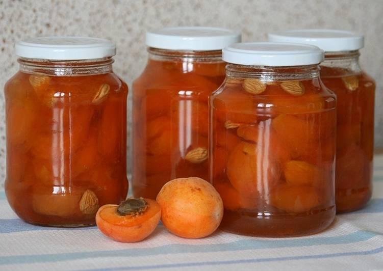 Варенье из абрикосов на зиму — 7 простых рецептов