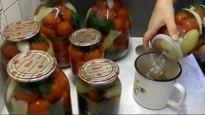 Рецепты маринованных помидоров на зиму «пальчики оближешь»
