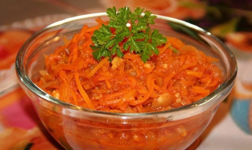 Готовим морковь по-корейски на зиму в банках