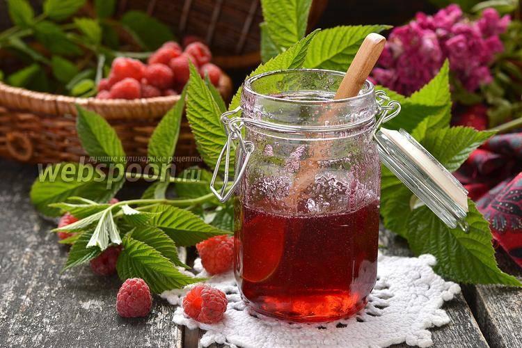 Заготовки из малины на зиму — вкусные проверенные рецепты