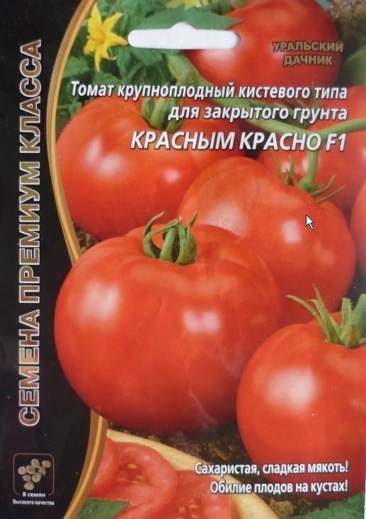 Минимум хлопот с томатом «красная шапочка»: описание, фото и характеристика сорта помидоров