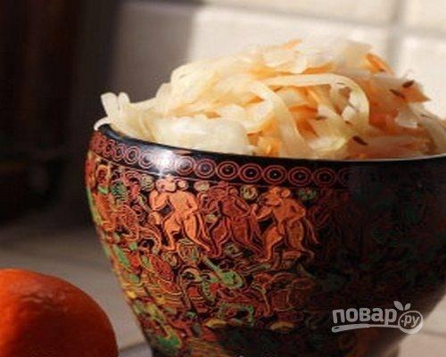 Рецепты консервированной на зиму капусты в салатах, кусочками, маринованной в банках