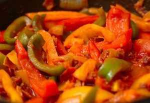 Рецепт приготовления на зиму закуски овощной закарпатской