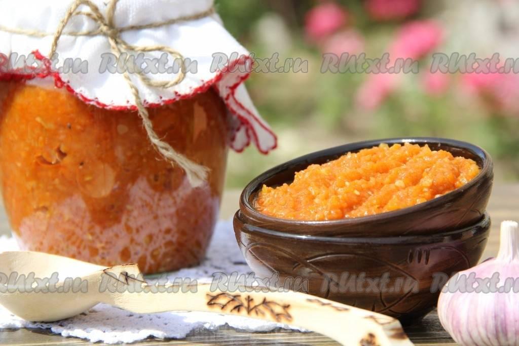 Кабачковая икра на зиму — самый вкусный и простой рецепт икры из кабачков